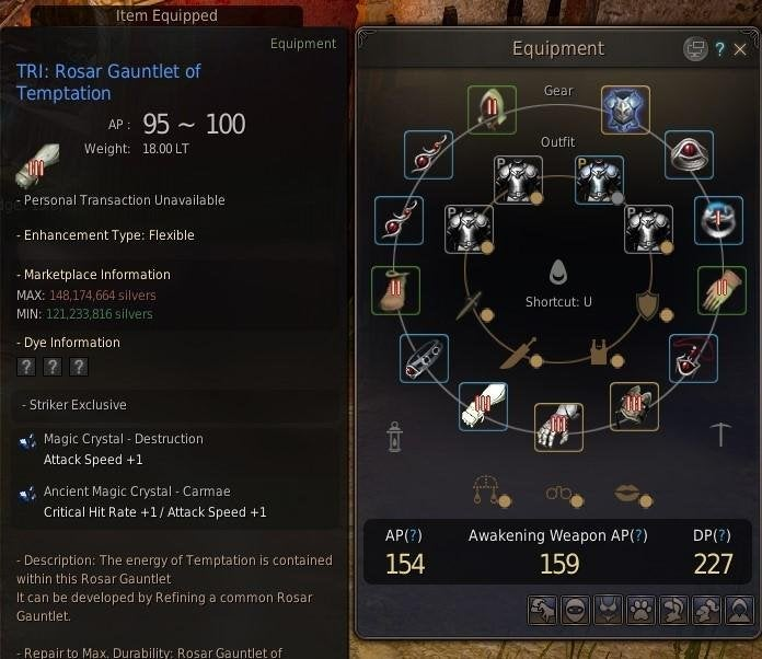 black desert online witch gear guide