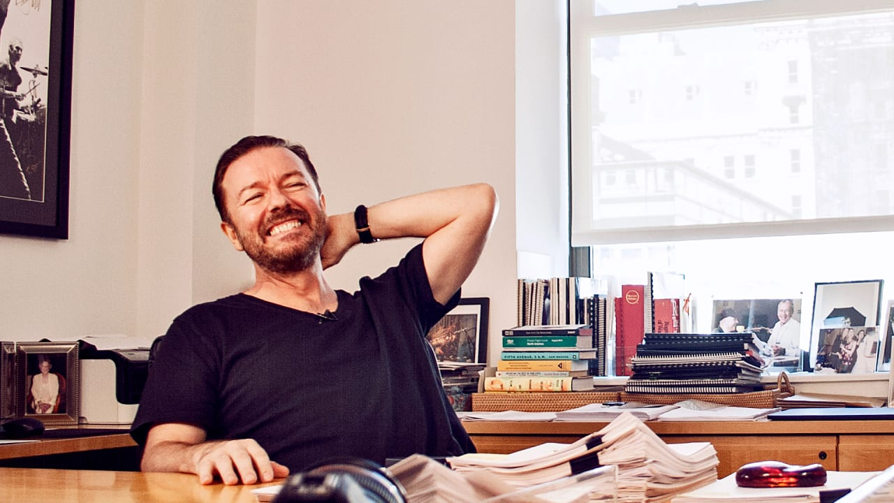 ricky gervais guide to medicine