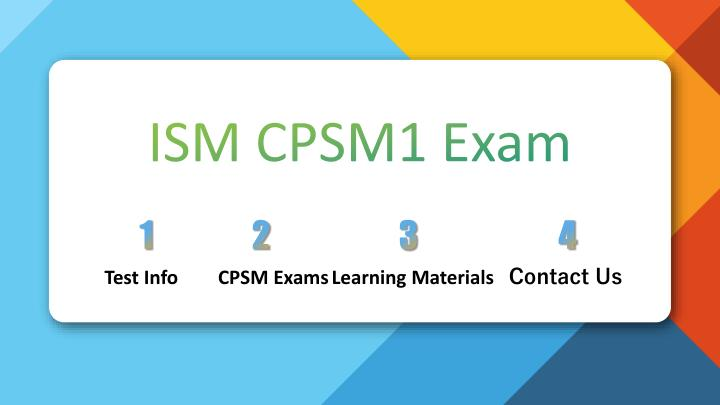 cpsm study guide exam 1 foundation of supply management