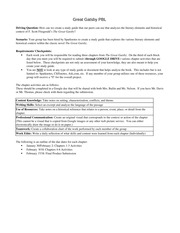 the great gatsby chapter 2 study guide questions and answers