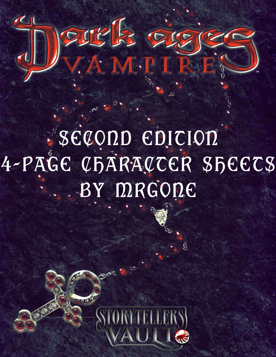 vampire the masquerade players guide pdf