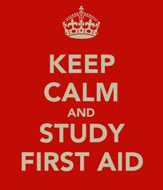 red cross first aid study guide