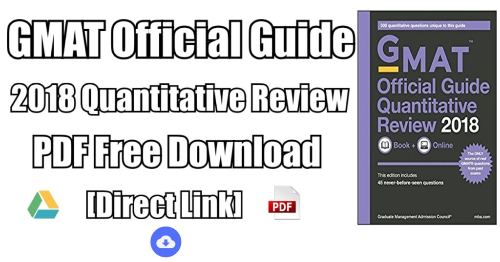 download the official guide for gmat review 11th edition pdf