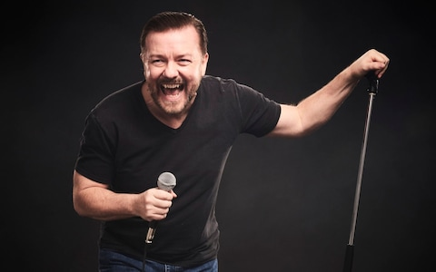 ricky gervais guide to listen online