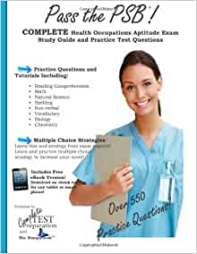 health occupations entrance exams study guide