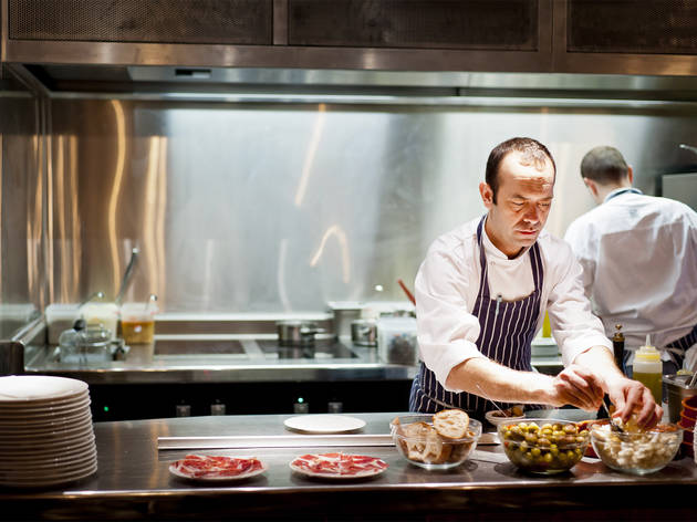 time out london restaurant guide