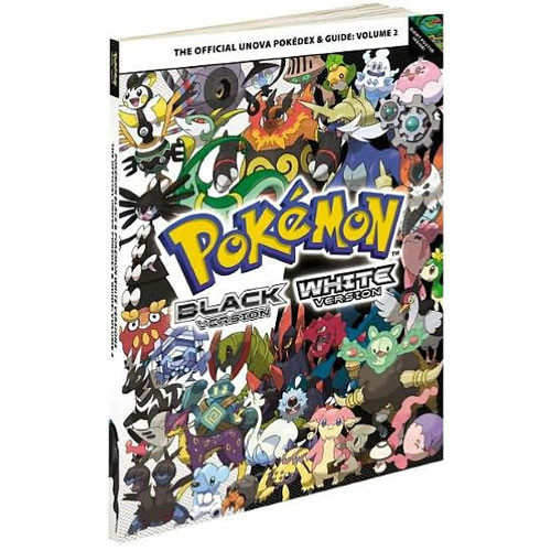 pokemon black and white strategy guide