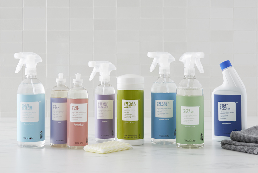 guide to less toxic products