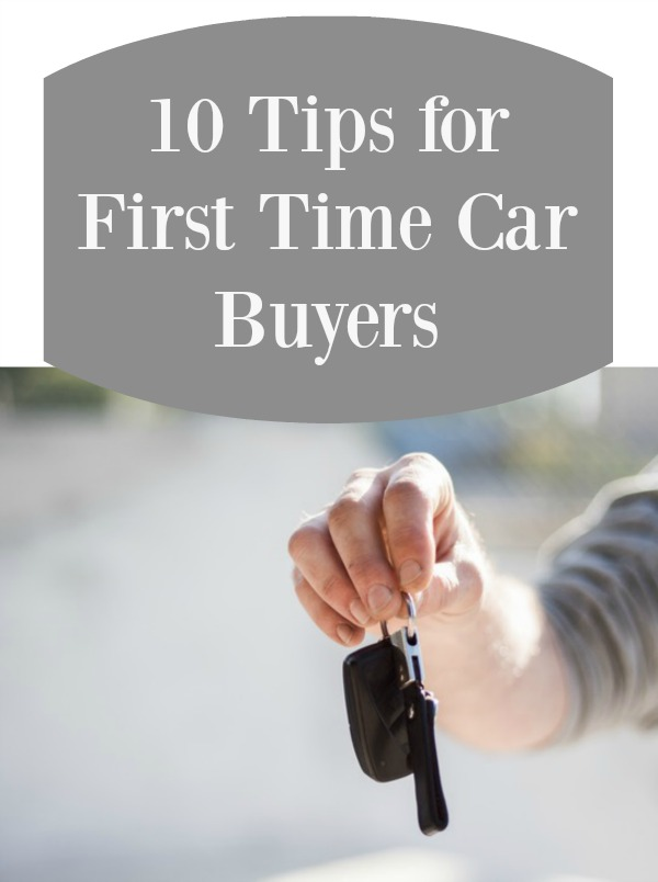 first time car buyer guide