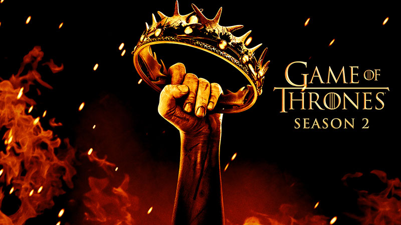 game of thrones season 2 episode guide