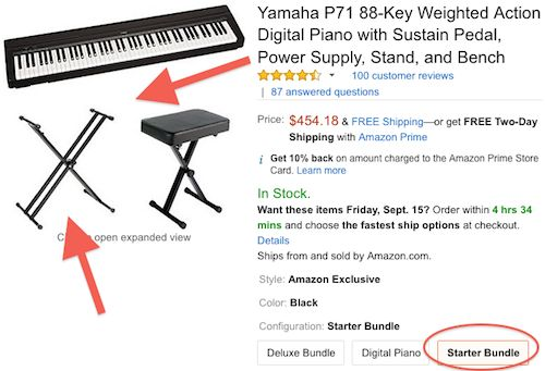 guide to buying a digital piano