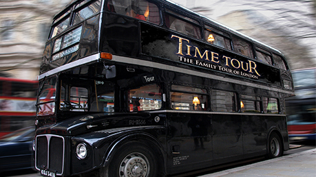 guided tours of london england