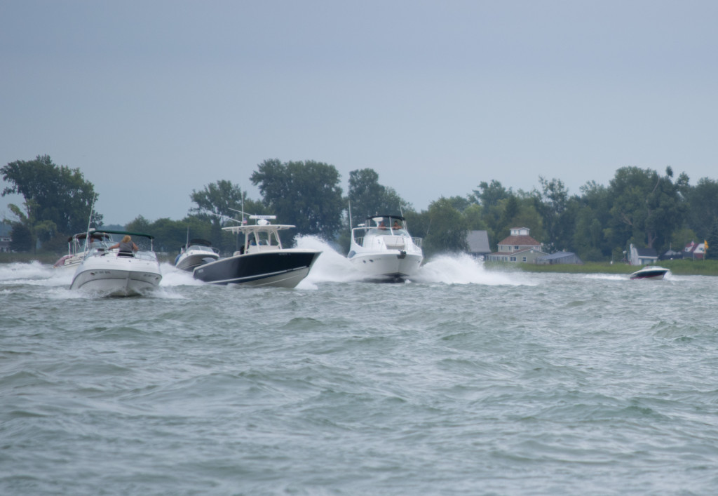 lake st clair guide service