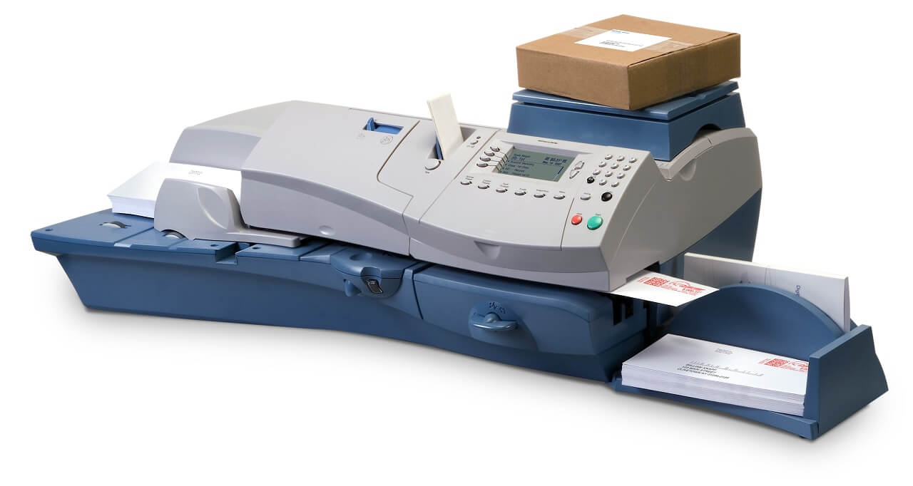 pitney bowes dm400c user guide