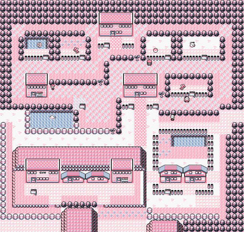 pokemon red blue yellow guide