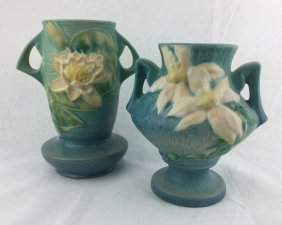 roseville pottery price guide 2017