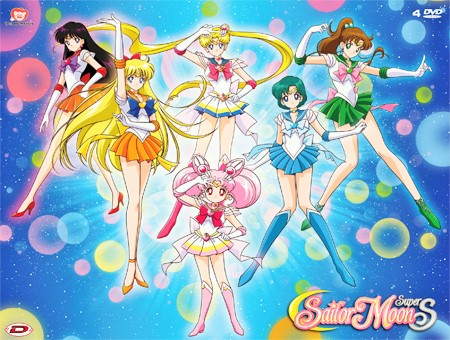 sailor moon super s episode guide