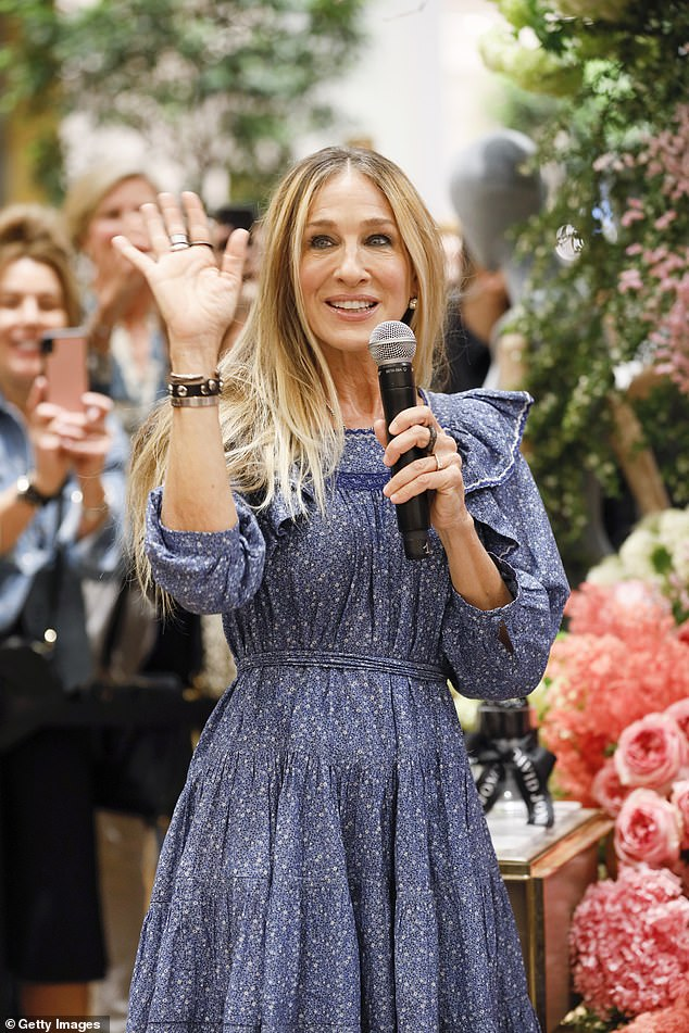 sarah jessica parker style guide