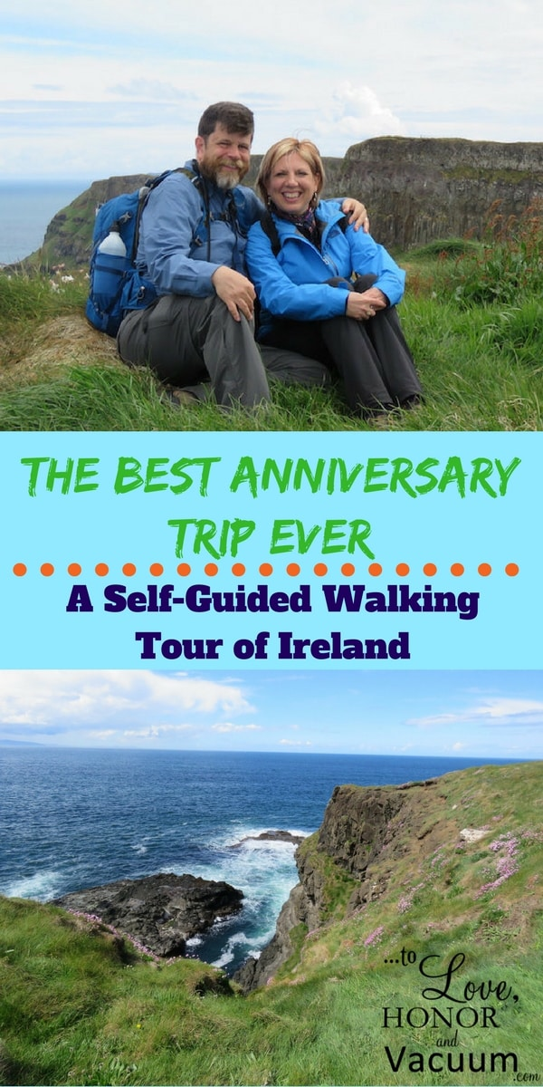 self guided tours of ireland and scotland