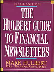 the hulbert guide to financial newsletters