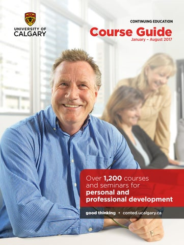 university of calgary degree guide