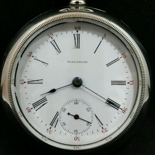 waltham pocket watch identification and price guide