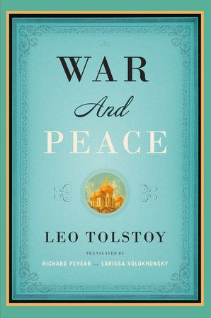 war and peace reading guide