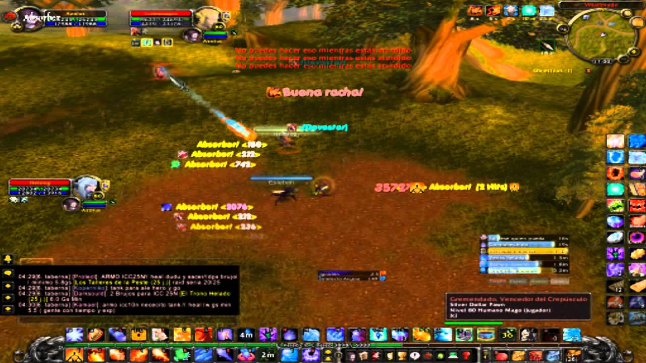 wow wotlk fire mage guide